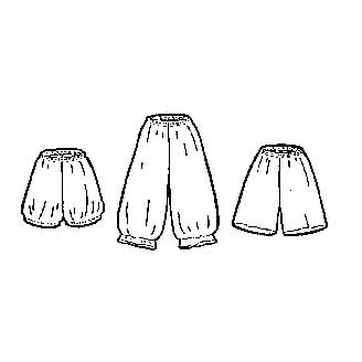 Bloomers-