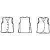 Women's Modesty Vest-