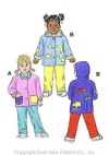 Toddler Jacket and Pants-