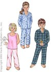 Toddlers' Pajamas and Tank Top-