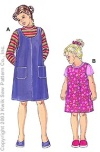 Girl's Jumper and Shirts-