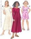 Girls' Princess-Line Dress-