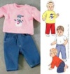 Baby Shirts and Pants-