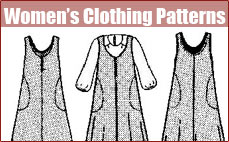 Women's Clothing Patterns